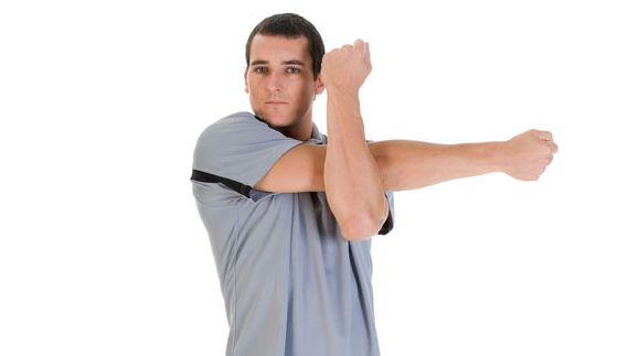 Cross Body Stretch - No