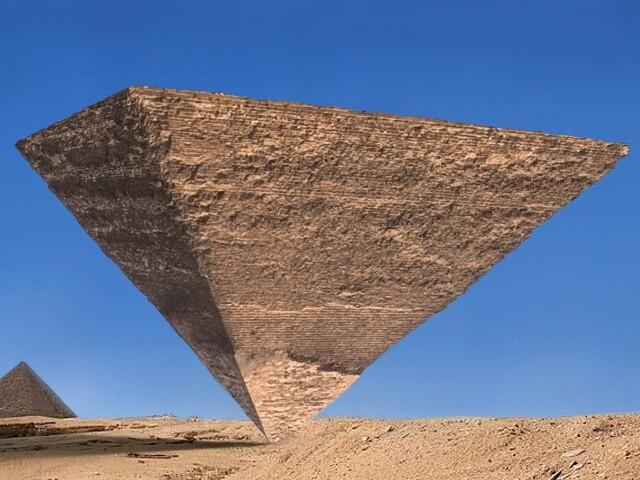Pyramid Downside