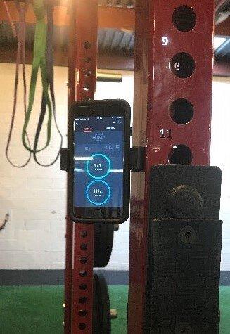 VBT Power Rack