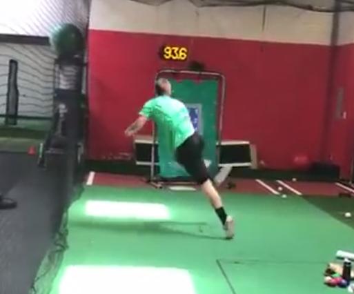 throwing program pull down