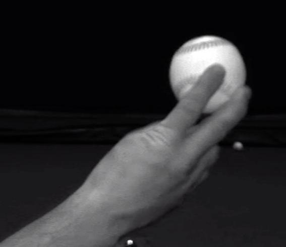baseball spin axis